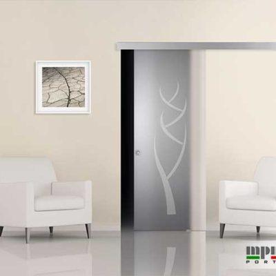 Mod. 5003 Esterno Muro Mantovana Brio
