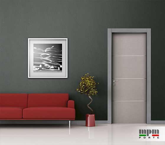 Mod. 304 Confort / Telaio Quadro Alluminio