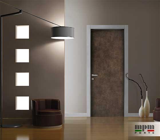 Mod. 101 Bronzo / Telaio Cubic Alluminio Smart