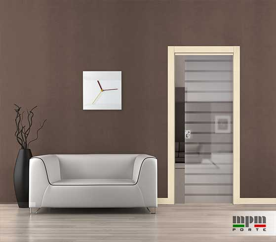 Mod. 5021 Scorrevole interno muro